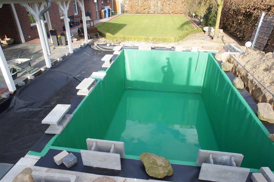 Projekt pool natur schwimmteich vechta aquatec for Schwimmteich natur